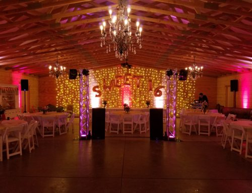 Sweet 16 at The Farm in Norco